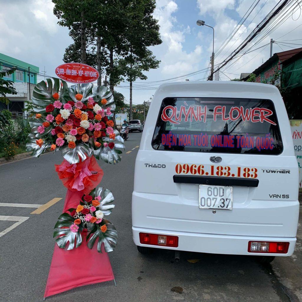 shop hoa gần nhất tại Bình Dương