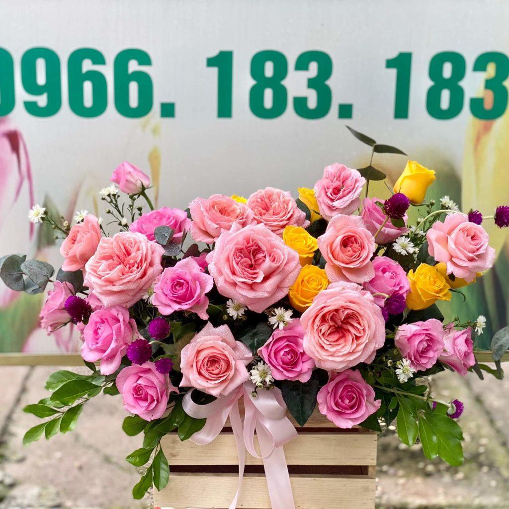 shop hoa gần nhất tại TPHCM