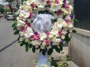hoa đám tang tri tôn