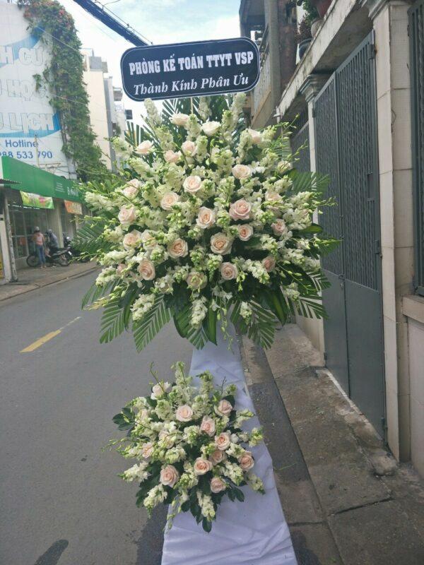 hoa đám tang vĩnh thuận