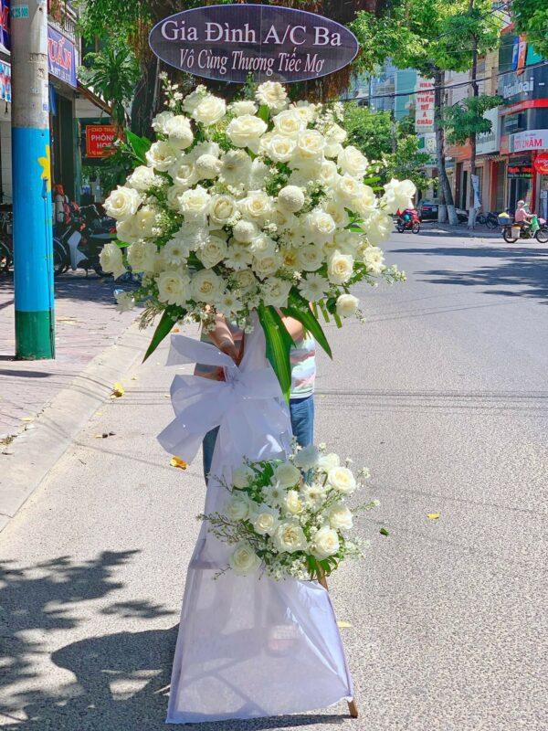 hoa đám tang đức linh
