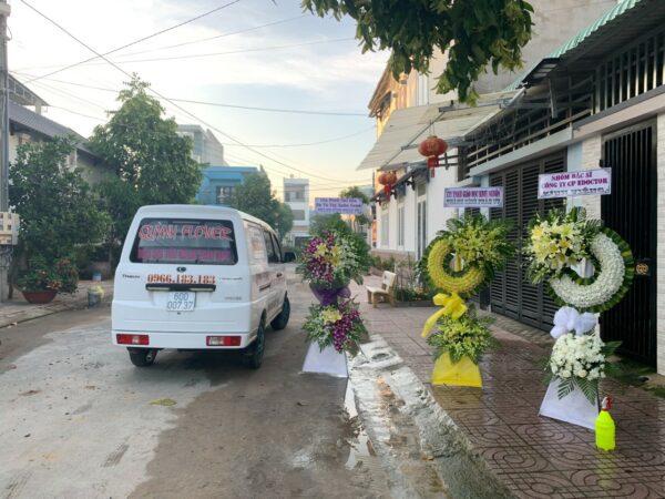 hoa tang lễ tây ninh